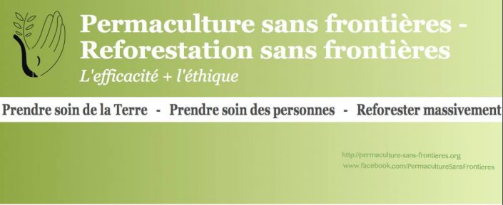 PERMACULTURE SANS FRONTIERES